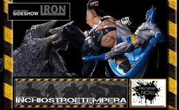 Preorder: Iron Studios – DC Comics: Batman vs Bane Battle 1/6 scale Diorama