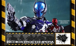 Preorder: Hot Toys – Arkham Knight 12″ Figure Video Game Masterpiece Series