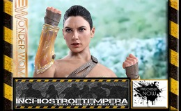 Preorders: Hot Toys – Gal Gadot as Wonder Woman Training Armor Version Sixth Scale Figure
