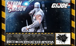 Preorder: Prime 1 Studio – G.I. Joe Statue StormShadow