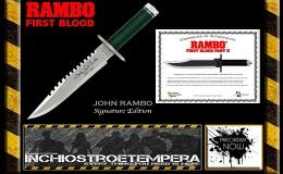 Preorder: HCG – Rambo First Blood Replica 1/1 Knife Standard & SignatureEditions
