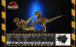 Preorder: Chronicle Collectibles – Jurassic Park: Crash McCreery's Baby Raptors
