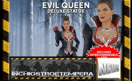 Statue News: Icon Heroes –SDCC 2017 Exclusive Once Upon a Time Evil Queen DeluxeStatue.