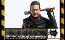 Preorders: ThreeZero – The Walking Dead Action Figure 1/6 Negan