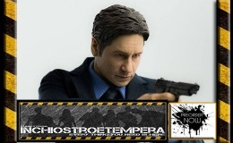 Preorders: ThreeZero – The X-Files Action Figure 1/6 Agent Mulder