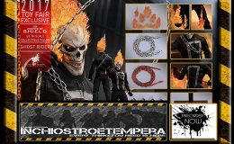 Preorder: Hot Toys – Ghost Rider 12″ Figure Television Masterpiece Series
