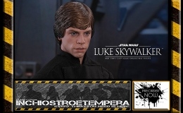 Preorder: Hot Toys – Luke Skywalker Sixth Scale Figure – Star Wars – Return of the Jedi