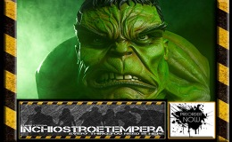 Preorder: Sideshow Collectibles – The Incredible Hulk Life-Size Bust