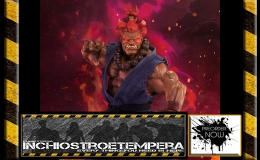 Preorder: PCS: Street Fighter Mixed Media Statue 1/4 Akuma