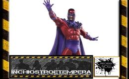 Preorder: Iron Studios – Magneto + Kotobukiya – Catwoman & Melissa Benoist as Supergirl ARTFX+Statues