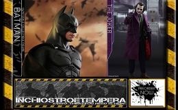 Preorder: Hot Toys – Quarter Scale Series – The Joker + Batman Begins Figures