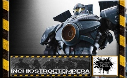 Preorder: Bandai – Pacific Rim Soul of Chogokin Diecast Action Figure GX-77 Gipsy Danger
