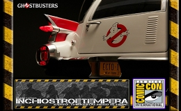 Fiere: San Diego Comic Con 2017 – Focus on the Ghostbusters Ecto1 byBlitzway