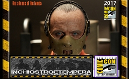Fiere: San Diego Comic Con 2017 – Focus on the Dr. Hannibal Lecter 12″ Figure byBlitzway