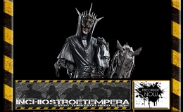 Preorder: Weta – Lord of the Rings Mouth of Sauron + Mini Epics Vinyl Figures