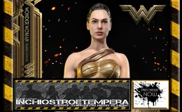 Preorder: Prime 1 Studio – Gal Gadot as Wonder Woman Training Costume Statue