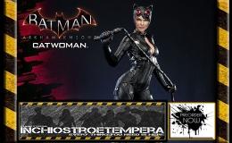 Preorder: Batman Arkham Knight Statue Catwoman By Prime 1Studio