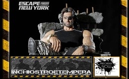 Preorder: Silver Fox Collectibles – Escape from New York Statue 1/3 Snake Plissken