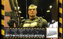 Statue News: Iron Studios – The Punisher 1/4 Scale Statue