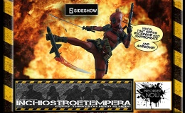 Preorder: Sideshow – Lady Deadpool Premium Format™ Figure