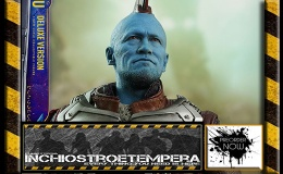 Preorder: Hot Toys – Yondu Deluxe Version 12″ Figure Guardians of the Galaxy Vol 2 – Movie Masterpiece Series