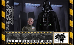 Preorder: Hot Toys – Star Wars – Grand Moff Tarkin & Darth Vader 12″ Set