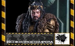 Preorder: Weta – The Hobbit: King Thorin on Throne 1/6Statue