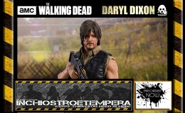 Preorder: ThreeZero – The Walking Dead Action Figure 1/6 Daryl Dixon