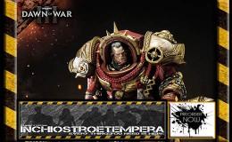 Preorder: P1 Studio – Warhammer 40K Dawn of War III Statue GabrielAngelos