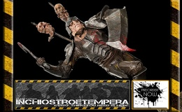 Preorder: Weta – Hobbit The Battle of the Five Armies Statue 1/6 Dol Guldur Orc Soldier
