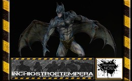Preorder: Sideshow Collectibles – Batman Statue Gotham City Nightmare Collection