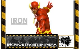 Preorder: Iron Studios – Flash, Spiderman, The Vulture, Thor, Iron Man Mark XLVII 1/10 Diorama