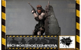Preorder: F4F – Metal Gear Solid Statue Solid Snake