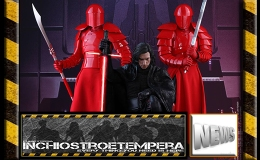 12″ AF News: Hot Toys – Star Wars: The Last Jedi – Kylo Ren Figure