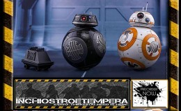 Preorder: Hot Toys – BB-8 and BB-9E 12″ Figure Set Star Wars: The Last Jedi MMS