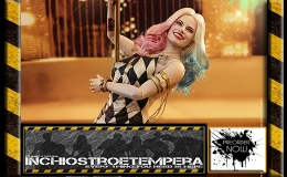 Preorder: Hot Toys – Margot Robbie as Harley Quinn Dancer Dress Version Movie Masterpiece Series 12″ Figure