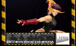 Statue News: Kinetiquettes – Street Fighter – Cammy White Statue