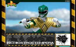 Preorder: PCS – Power Rangers Statue 1/4 Green Ranger Collection