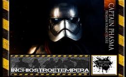 Preorder: Sideshow – Star Wars: Captain Phasma Premium Format™Figure