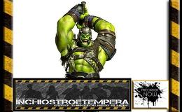 Preorder: Iron Studios – Thor Ragnarok Battle Diorama Series Statue 1/10Hulk