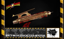 Preorder: Flash Gordon: War Rocket Ajax – Vehicle Replica By Chronicle Collectibles