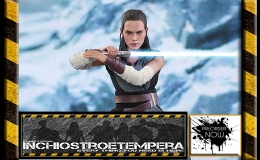 Preorder: Hot Toys – Rey Jedi Training 12″ Figure Star Wars: The Last Jedi – Movie Masterpiece Series