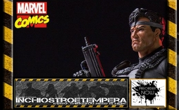 Preorder: Iron Studios: Legacy Replica Statue 1/4 The Punisher