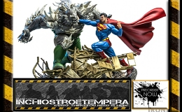 Preorder: Iron Studios – Superman vs Doomsday Battle Diorama 1/6 by Ivan Reis