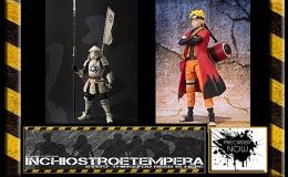 Preorder: Bandai – Naruto Uzumaki Sage Mode + Samurai Stormtrooper Web Ex.Figures