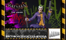 Preorder: P1 Studio – Batman Arkham Knight Statue The Joker