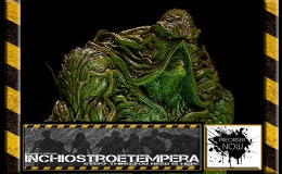 Preorder: Sideshow Collectibles – Swamp Thing Maquette