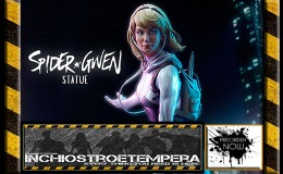 Preorder: Sideshow Collectibles – Spider-Gwen Statue Mark Brooks Artist Series