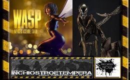 Preorder: Sideshow – Wasp  Avengers Assemble + Prime 1: Alien 3 Dog AlienStatues