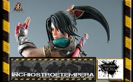 Preorder: First 4 Figures -Soul Calibur II Statue 1/4 Taki